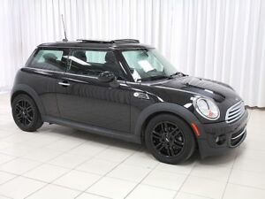 2013 MINI Cooper BAKER STREET EDITION w/ MOONROOF, BLACK ALLOY W
