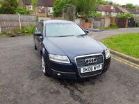 2006 Audi A6 Avant 2.0 TDI Diesel @07445775115 1Owner+2Key+Ser+History+Hpi+Clear+Warranted+Mileage