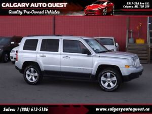 2014 Jeep Patriot Sport/North 4WD/EASY FINANCING AVAILABLE