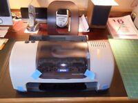 Cannon Stylus C44UX Colour Printer