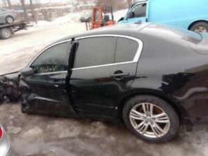 Infiniti Infinity G37x G 37 x for parts.