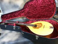 Octave Mandolin with vintage Case