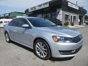 2013 Volkswagen Passat Trendline Heated Seats Backup Camera