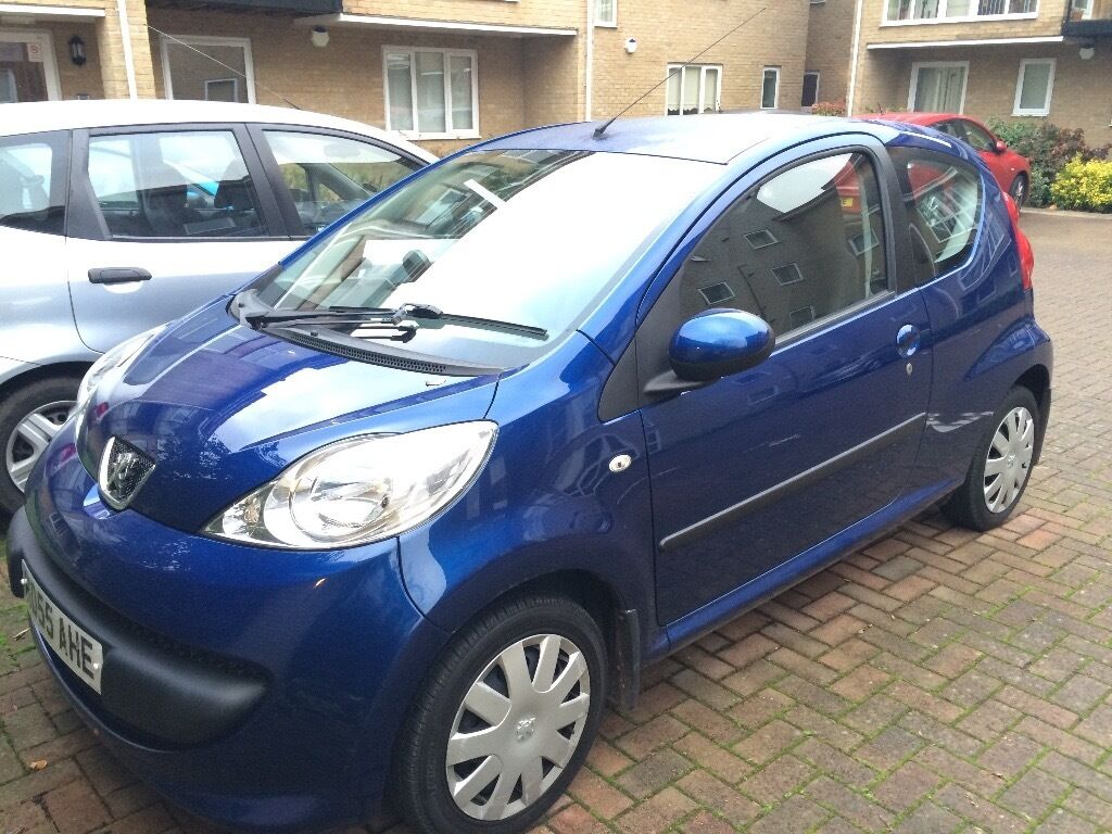 peugeot 107 automatic for sale in southampton hampshire gumtree. Black Bedroom Furniture Sets. Home Design Ideas