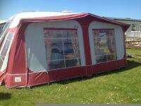 caravan awning size 9(850--875 )