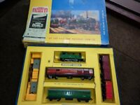 MODEL RAILWAY HORNBY DUBLO AND OTHER MAKES.OO GAUGE COLLECTION ONLY FROM PLYMOUTH
