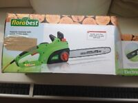 Electric Chainsaw FKS 2200 D2 (Florabest) never been used