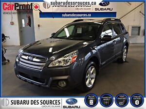 2014 Subaru Outback 2.5i Convenience 6sp $146.80 / 2 Semaines
