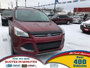 2013 Ford Escape SEL   NAV   LEATHER   HEATED SEATS