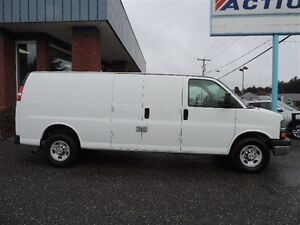 2011 Chevrolet Express 2500 ALLONGÉE