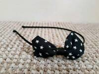 Star Bow Headband