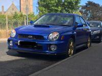 Subaru Impreza wrx turbo bugeye
