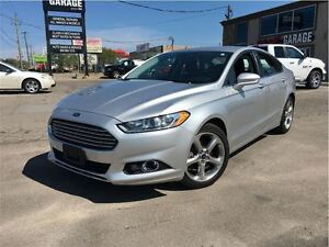 2013 Ford Fusion SE NAVIGATION SPOLIER BIG MAGS