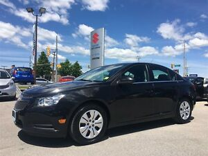 2014 Chevrolet Cruze LT ~Turbocharged ~38 mpg Hwy ~Top Safety Ra