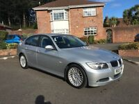 2007 BMW 320D SE ** HALF LEATHER INTERIOR ** SERVICE HISTORY ** ALL MAJOR CARDS ACCEPTED