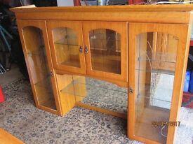 Two piece Dresser