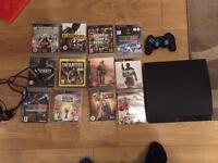 PS3 console and games PlayStation 3