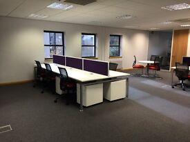 1-10 Office Desk Avaliable to Rent near Preston Park, Brighton