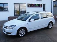 2005 VAUXHALL ASTRA 1.7 TURBO DIESEL ESTATE MOTD JULY 2017