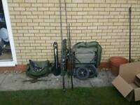 Fishing set for sale