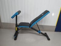 Mens health weight bench , with preacher ,choice of 2 read full advert more equipment available