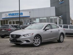 2014 Mazda MAZDA6 GX, CPO, 0% for 24 months, SUN ROOF!!