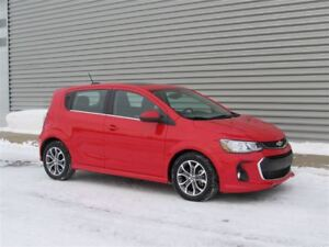 2017 Chevrolet Sonic RS EDITION TRUE NORTH