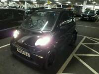 Smart car brabus cabriolet