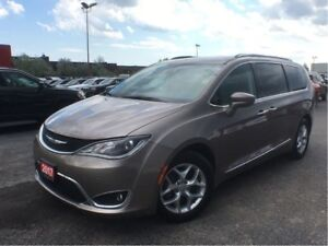 2017 Chrysler Pacifica TOURING-L PLUS**NAV**ADAPTIVE CRUISE** BA