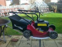 mountfeild rs100 lawn mower