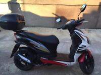 2012 SYM AD12W JET 4 125