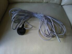 Reptile heat cable for vivarium