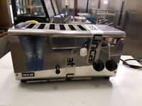 commercial lincat lt6x toaster cafe restaurant pub hotel burger van