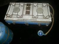 Small camping stove