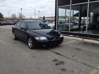 2006 Volvo S60 AWD,AUTO,safety e/t+24month warranty included City of Toronto Toronto (GTA) Preview
