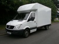House removals and Van in Man Services Solihull Great prices and fast reliable service