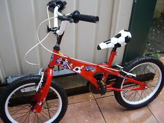 "Kids bike (18"" wheels)"