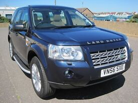 2006 LAND ROVER FREELANDER TD4 HSE 2.2 DIESEL, 6SP MANUAL, VGC