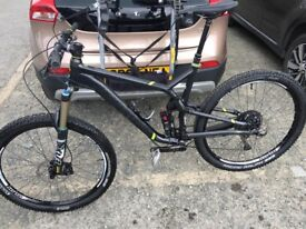 Superb Cannondale Trigger 2015 mountain bike