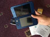 """""""New"""" Nintendo 3DS XL in mint condition with box"""