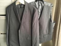 Men's Debenhams 3 piece suit