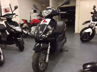 Piaggio Fly 3V 125cc Automatic Scooter, Good Condition, 1 Owner, ** Finance Available **