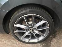 "Genuine oem skoda Octavia vrs 18"" Gemini alloys wheels"