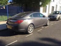 Vauxhall insignia Grey