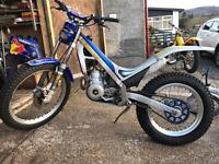 Sherco 250 1999 trials bike