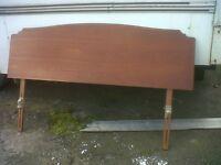 wooden headboard quality y one