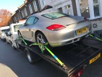 Car Breakdown Recovery Scrap My /Ur Car Romford Ilford Essex Transportation as low as £30 m25 a13 a2