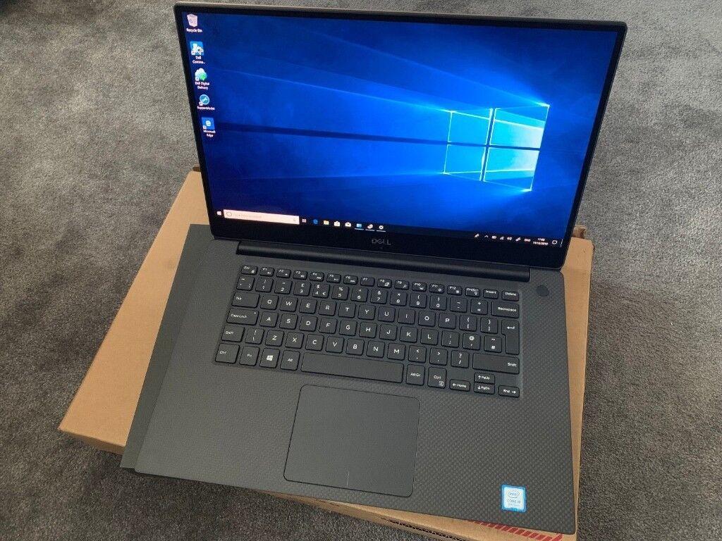 Dell XPS 9570 i7-8750H 15 6 FHD 1080P 16GB RAM 512GB SSD NVidia GTX 1050Ti  Gaming Ultrabook   in Chryston, Glasgow   Gumtree