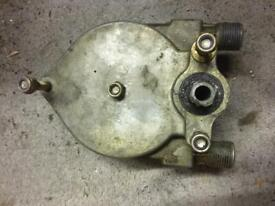 Boat steering box thought to be teleflex