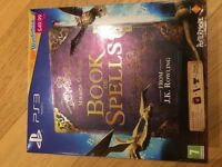 Wonderbook of Spells - including PlayStation Move Controller & Camera